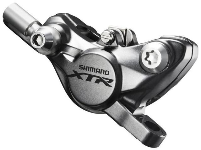 Shimano XTR BR-M9000 Race Étrier de frein Roue Avant/Roue Arrière, anthracite